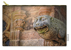 Gothic Gargoyle In Scotland Carry-all Pouch