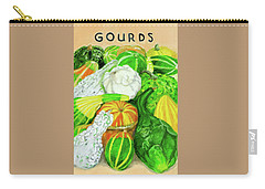 Gourd Seed Packet Carry-all Pouch