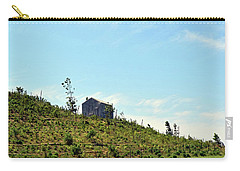 Governors Island Hills Carry-all Pouch by Sandy Taylor