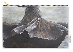 Grace And Movement Carry-all Pouch by Vali Irina Ciobanu