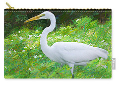 Grace In Nature Carry-all Pouch