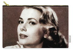 Grace Kelly, Actress, By Js Carry-all Pouch