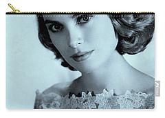 Grace Kelly Carry-all Pouch by Lulu Escudero