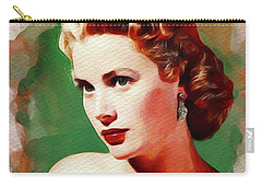 Grace Kelly, Movie Star Carry-all Pouch