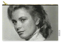 Grace Kelly, Vintage Actress Carry-all Pouch