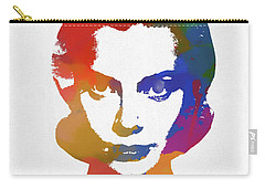 Grace Kelly Watercolor Carry-all Pouch