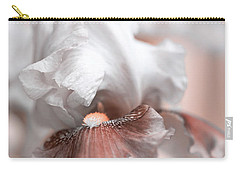 Carry-all Pouch featuring the photograph Graceful Dream by Jenny Rainbow