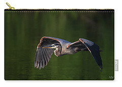 Graceful Flight Carry-all Pouch by Everet Regal