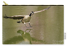 Graceful Goose Carry-all Pouch