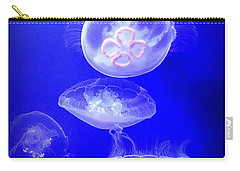 Graceful Jellies - Ballerinas Of The Sea Carry-all Pouch