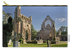 Graceful Ruins. Dryburgh Abbey. Carry-all Pouch