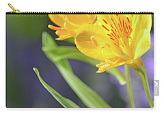 Graceful Wild Lilies Carry-all Pouch