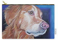 Gracie Carry-all Pouch by Susan DeLain
