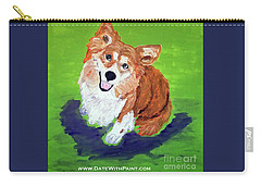 Gracie_dwp_may_2017 Carry-all Pouch