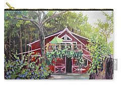 Gracie's Place At Ellijay River Vineyard - Ellijay, Ga Carry-all Pouch