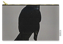 Grackle Looking Carry-all Pouch