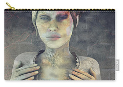 Gradual Fossilization Carry-all Pouch