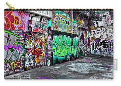 Graffiti Alley Carry-all Pouch