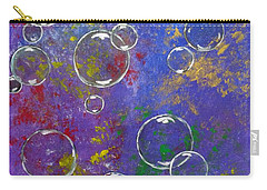Graffiti Bubbles Carry-all Pouch