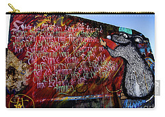 Graffiti_02 Carry-all Pouch