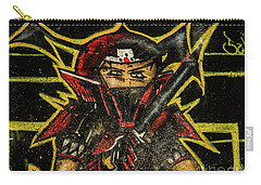 Graffiti_16 Carry-all Pouch