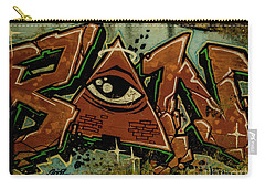 Graffiti_17 Carry-all Pouch