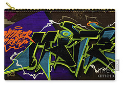 Graffiti_18 Carry-all Pouch