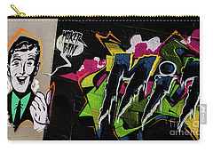 Graffiti_19 Carry-all Pouch