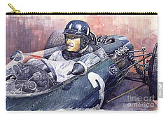 Graham Hill Brm P261 1965 Carry-all Pouch