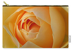 Graham Thomas Old Fashioned Rose Carry-all Pouch