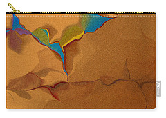 Grain In Our Dialog Carry-all Pouch