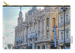 Gran Teatro De La Habana Carry-all Pouch