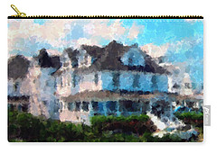 Gran Victorian Hotel Spring Lake Nj Carry-all Pouch