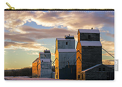 Grain Elevator Photographs Carry-All Pouches