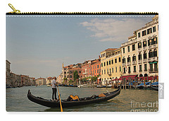 Grand Canal Gondola Carry-all Pouch