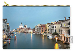 Grand Canal In Venice, Italy Carry-all Pouch