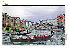 Grand Canal Scene  Carry-all Pouch