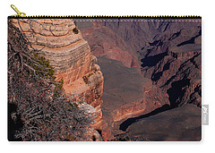 Carry-all Pouch featuring the photograph Grand Canyon 11 by Donna Corless