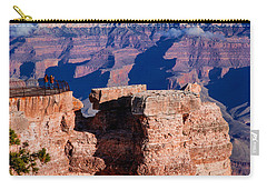 Carry-all Pouch featuring the photograph Grand Canyon 16 by Donna Corless