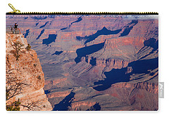Carry-all Pouch featuring the photograph Grand Canyon 18 by Donna Corless