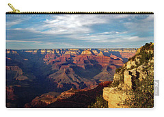 Grand Canyon No. 2 Carry-all Pouch by Sandy Taylor
