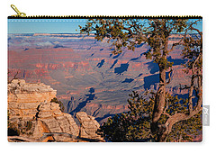 Carry-all Pouch featuring the photograph Grand Canyon 20 by Donna Corless