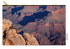 Carry-all Pouch featuring the photograph Grand Canyon 21 by Donna Corless