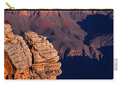Carry-all Pouch featuring the photograph Grand Canyon 24 by Donna Corless