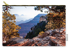 Carry-all Pouch featuring the photograph Grand Canyon 26 by Donna Corless