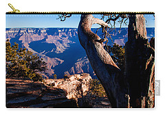Carry-all Pouch featuring the photograph Grand Canyon 27 by Donna Corless