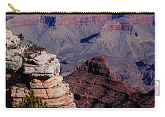 Carry-all Pouch featuring the photograph Grand Canyon 3 by Donna Corless