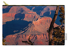 Carry-all Pouch featuring the photograph Grand Canyon 30 by Donna Corless