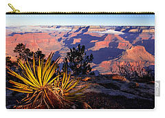 Carry-all Pouch featuring the photograph Grand Canyon 31 by Donna Corless