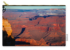 Carry-all Pouch featuring the photograph Grand Canyon 32 by Donna Corless